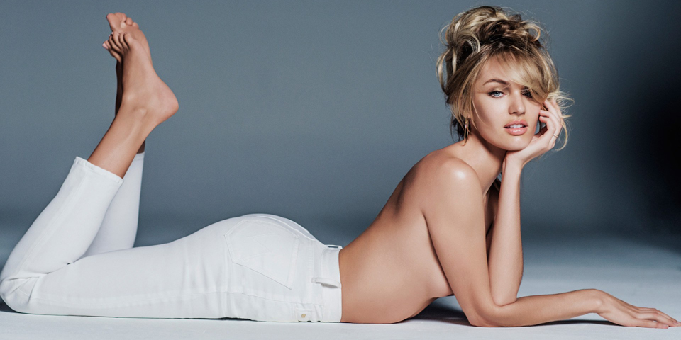 Candice Swanepoel @ Mother