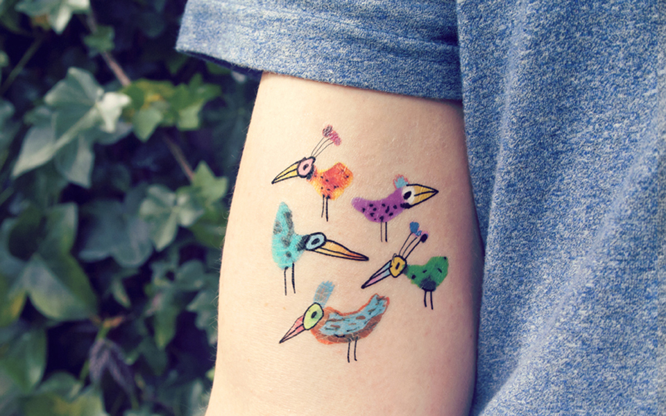 we are ink 39 d con temporary tattoos good2b lifestyle