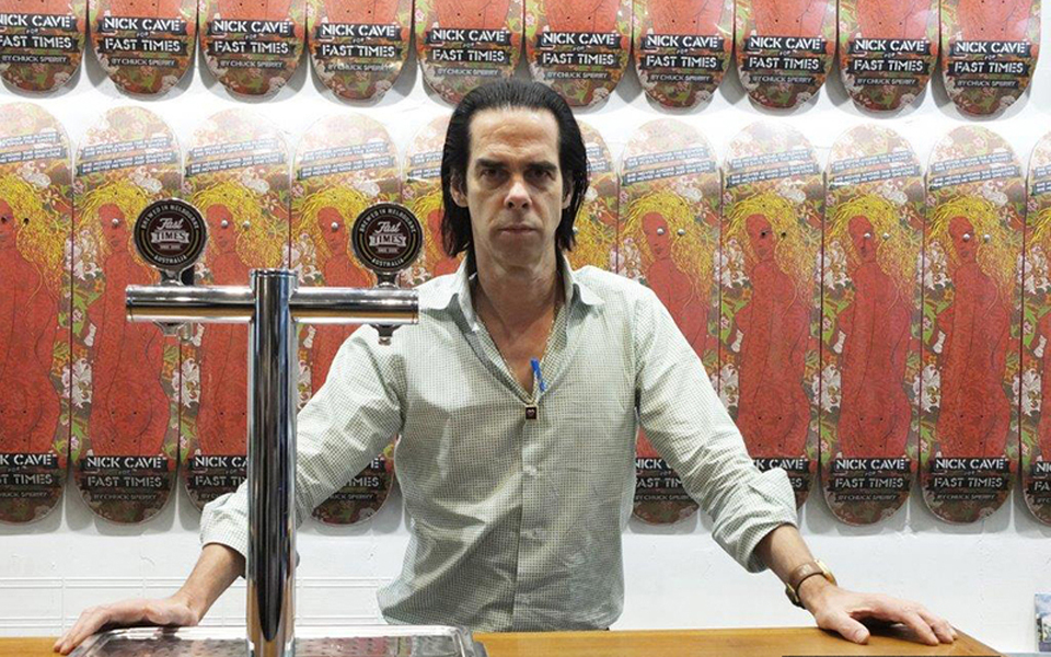 Nick Cave para Fast Times