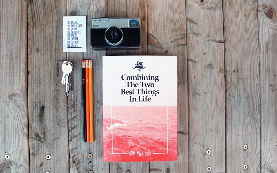 The Jaunt: viajar, inspirarse y crear
