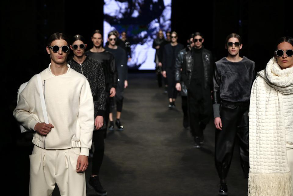 Georgina Vendrell FW15 | o8o Barcelona Fashion