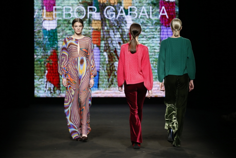 Lebor Gabala FW15 | o8o Barcelona Fashion