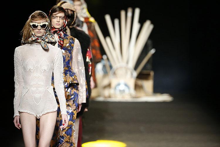 Manuel Bolaño FW15 | o8o Barcelona Fashion
