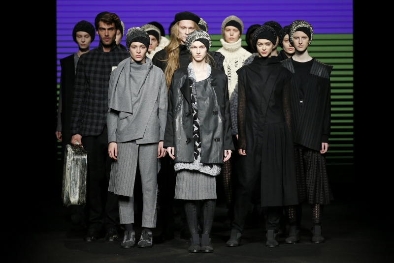 Miriam Ponsa FW15 | o8o Barcelona Fashion