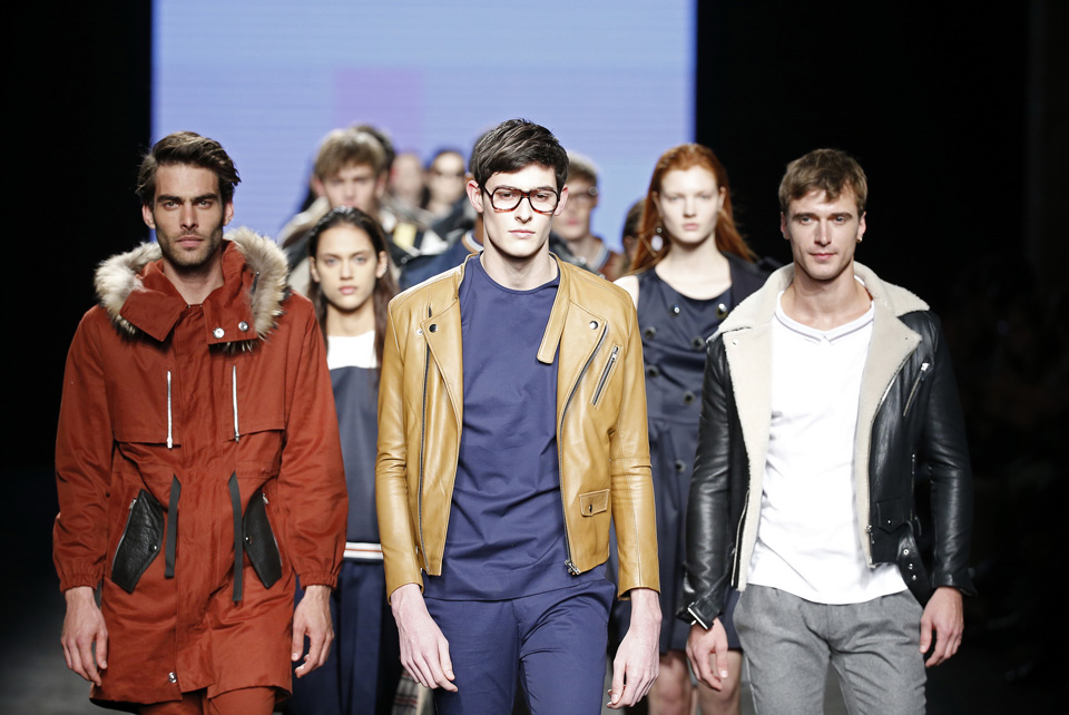 Pablo Erroz FW15 | o8o Barcelona Fashion