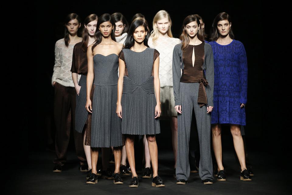 Sita Murt FW15 | o8o Barcelona Fashion