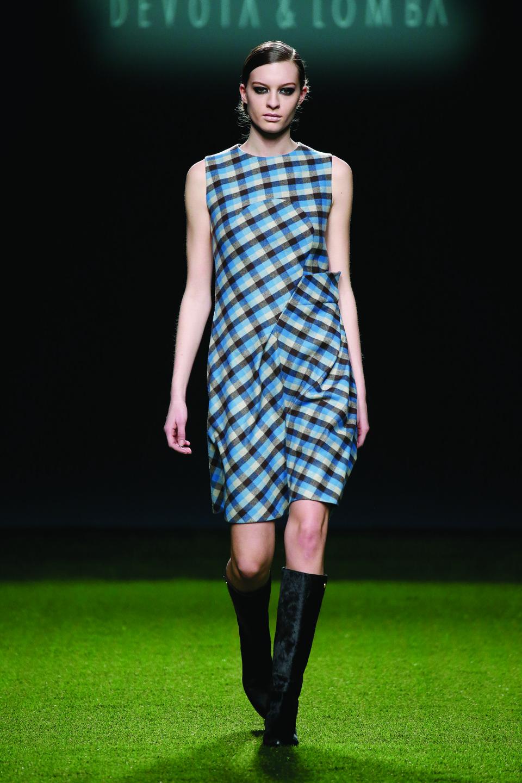 Mercedes Fashion Week Madrid Oto?o/Invierno 2015-2016