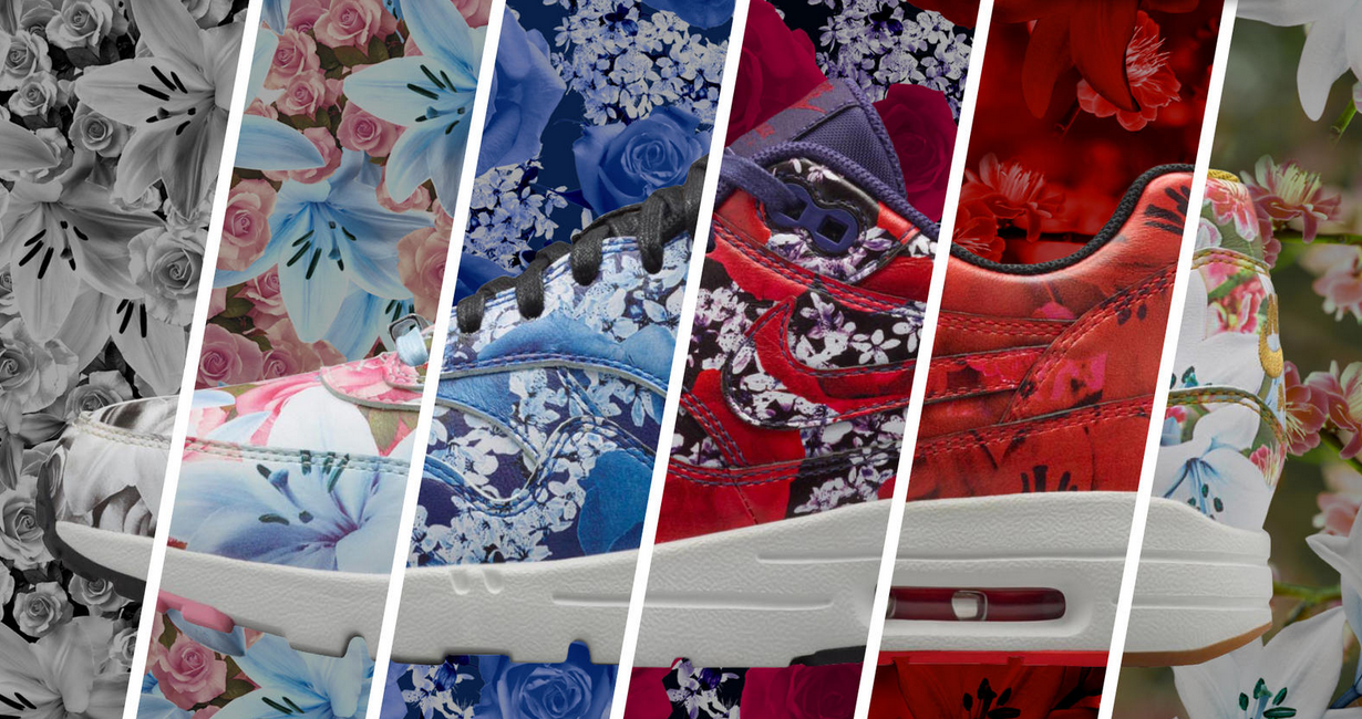 Nike Air Max 1 Ultra 'City' Collection