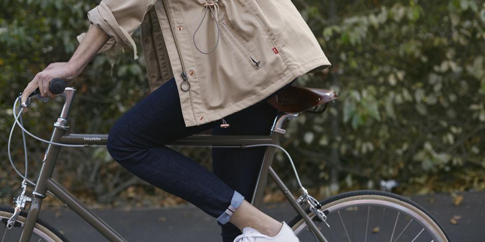 Levi's Commuter Series ahora también para mujer