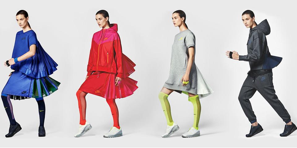 Descubre la nueva colección Sacai x NikeLab