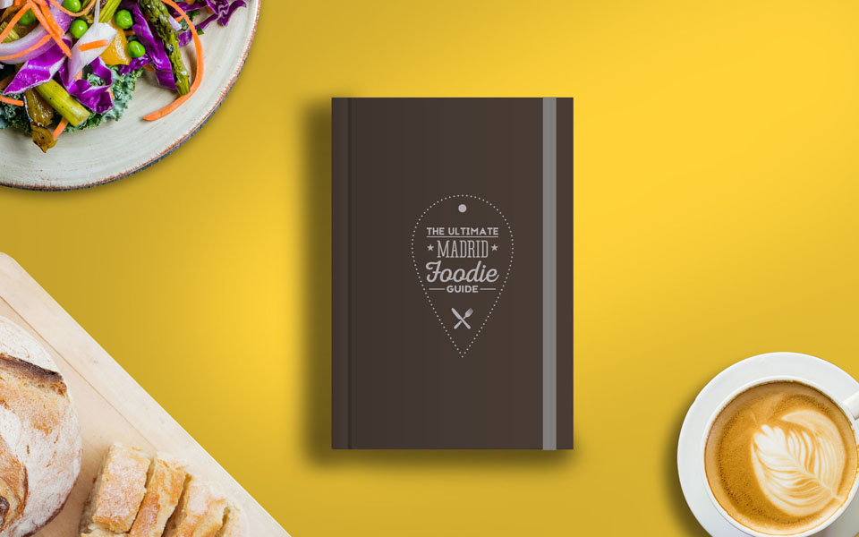 Foodies de la capital ¡llega la Mad Foodie Guide!