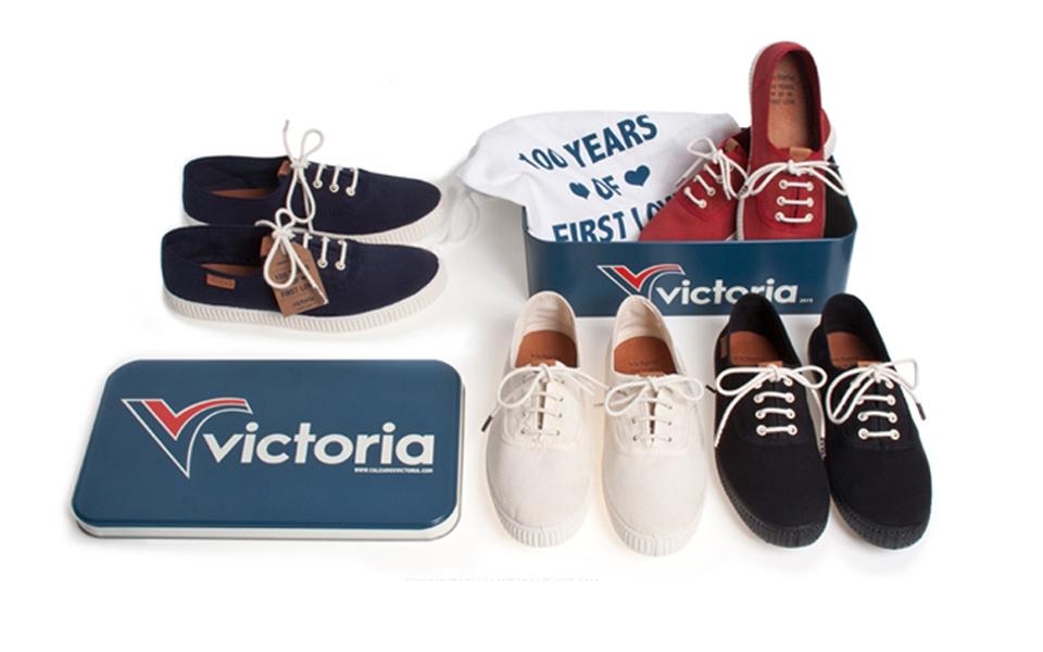 100 años de Victoria
