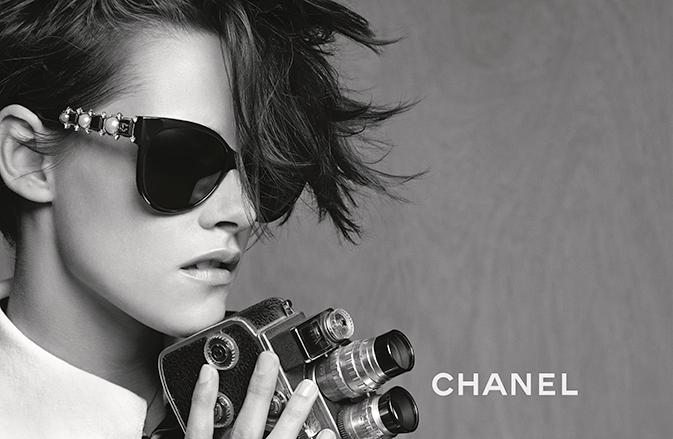 Chanel Eyewear @ Kristen Stewart