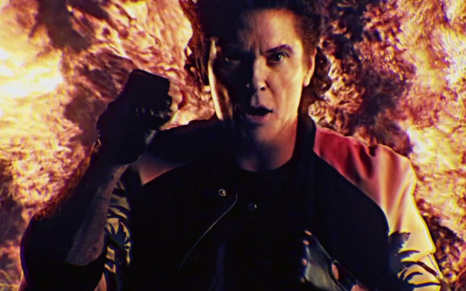 David Hasselhoff vuelve a la acción con Kung Fury