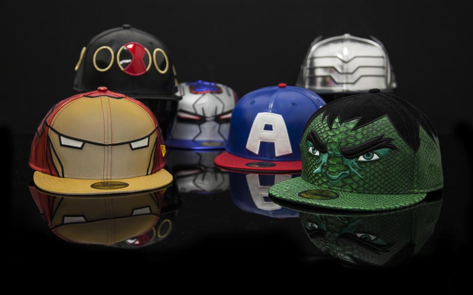 Avengers Collection @ New Era