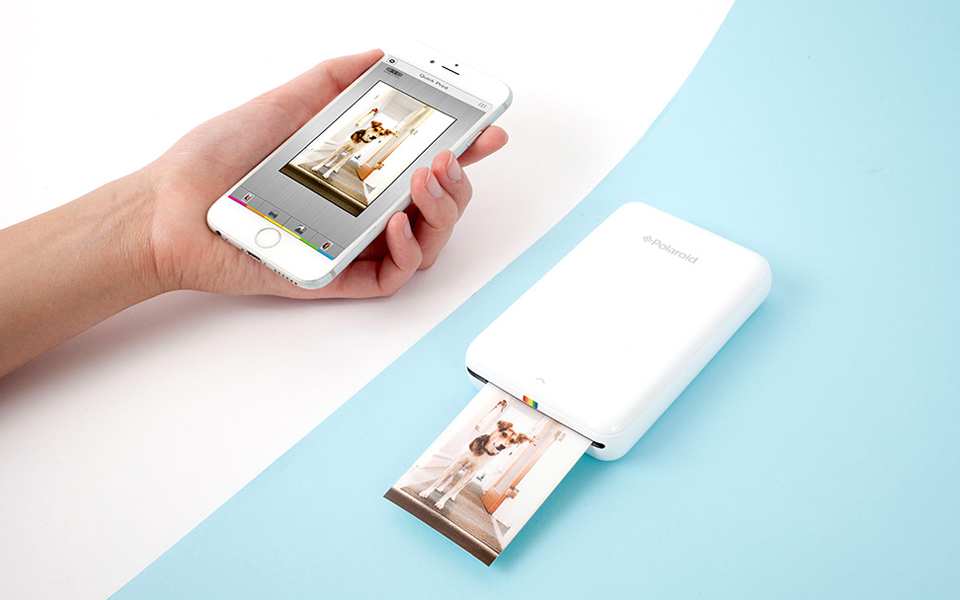 Polaroid Zip, una mini impresora instantánea