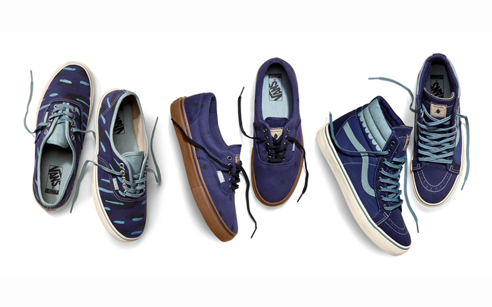 Vans x TWOTHIRDS, zapatillas eco-conscientes