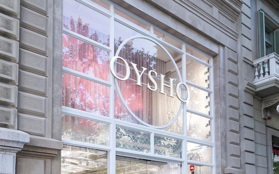 Flagship store Oysho Barcelona  (1)
