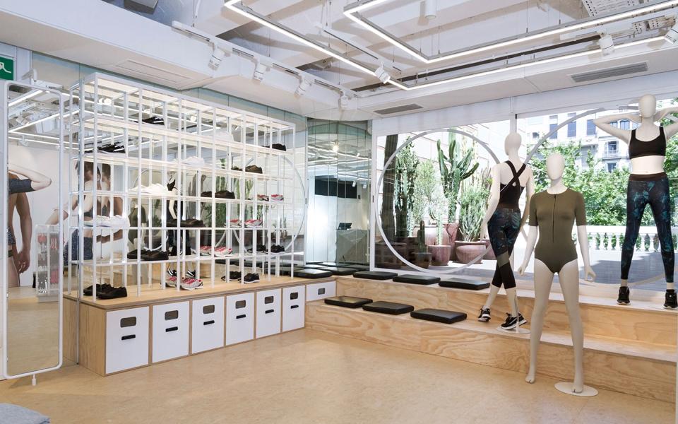 Conoce la nueva flagship store de Oysho