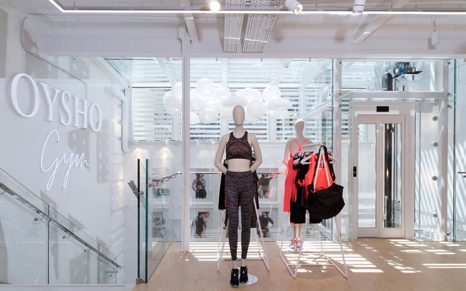 Flagship store Oysho Barcelona  (6)