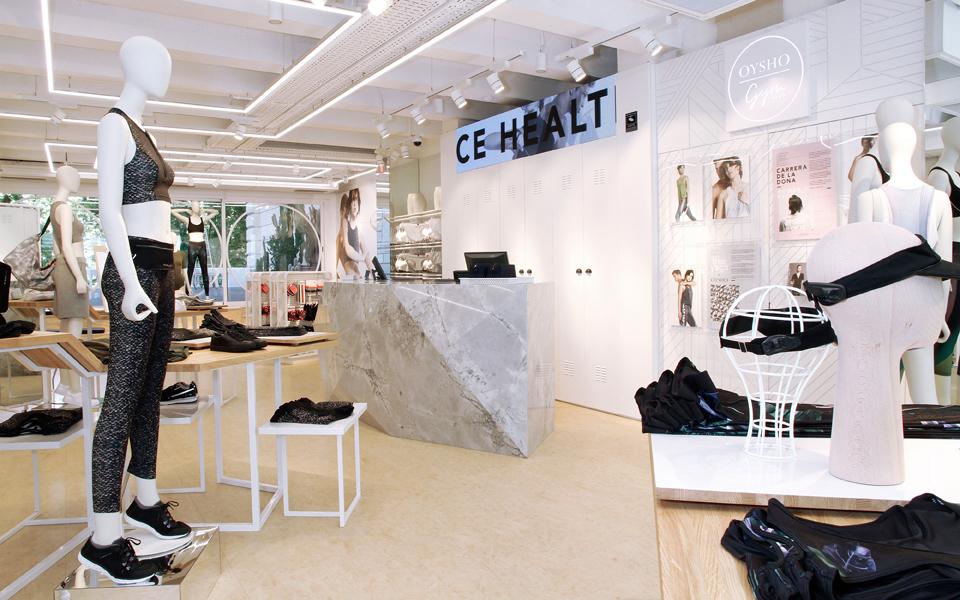 Flagship store Oysho Barcelona  (9)