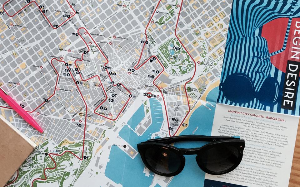 City Circuits, tu guía de Barcelona durante la F1