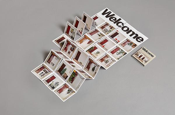 Welcome, un nuevo posterbook