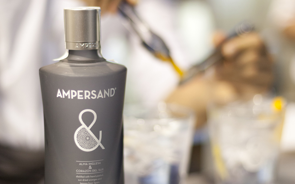 Ampersand, refréscate con una buena London Dry Gin