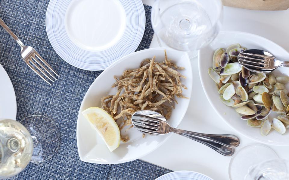 La Taverna del mar, el paraíso gastro de S'Agaró