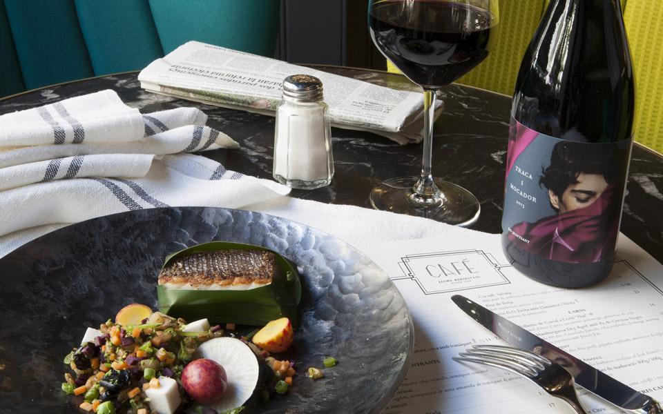 Traca i Mocador, un vino que destila elegancia y buen humor