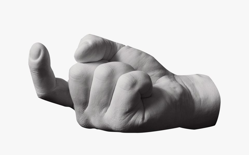 'Reality Hand Hook' te tiende la mano en tu hogar