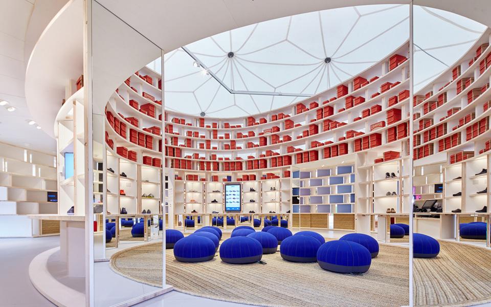 Descubrimos el edificio Dome del Vitra Campus en Weil am Rhein