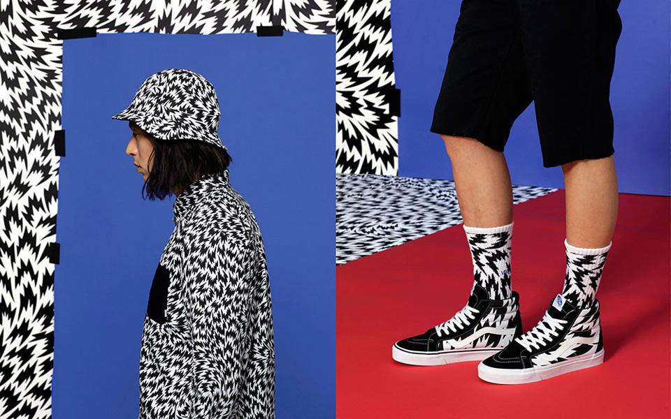 Living Art, la nueva cole de Vans x Eley Kishimoto