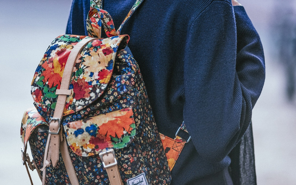 Herschel Supply x Liberty of London