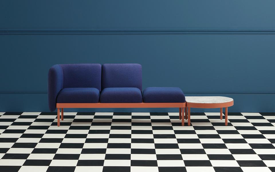 Mosaico, las nuevas mesas y asientos de Yonoh y Sancal
