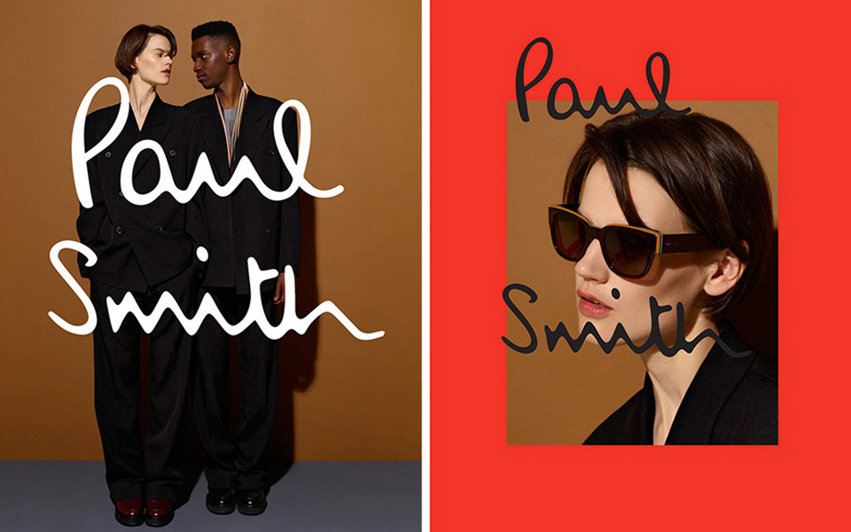 El FW15 Paul Smith visto por Viviane Sassen