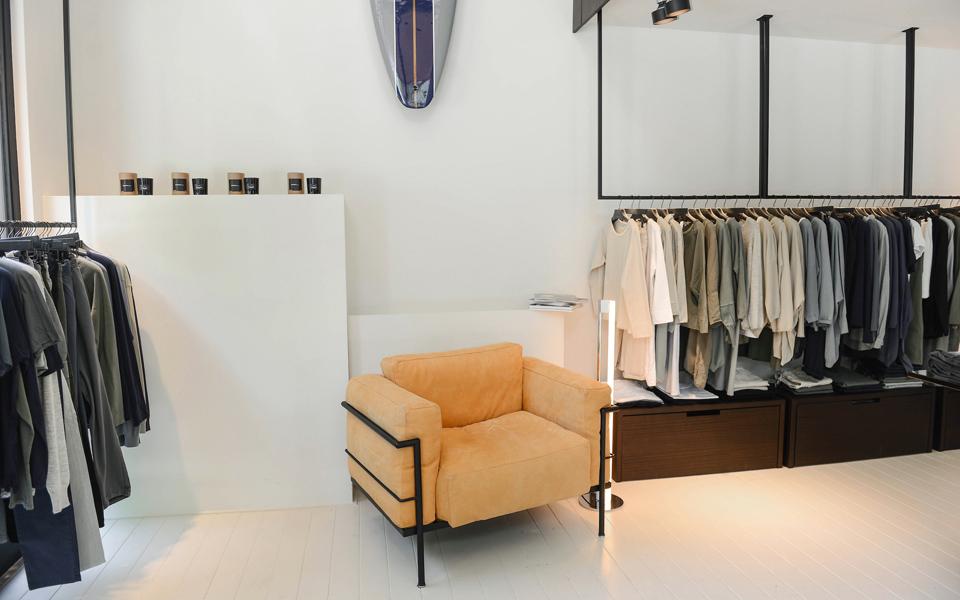 Shon Mott estrena tienda en Barcelona