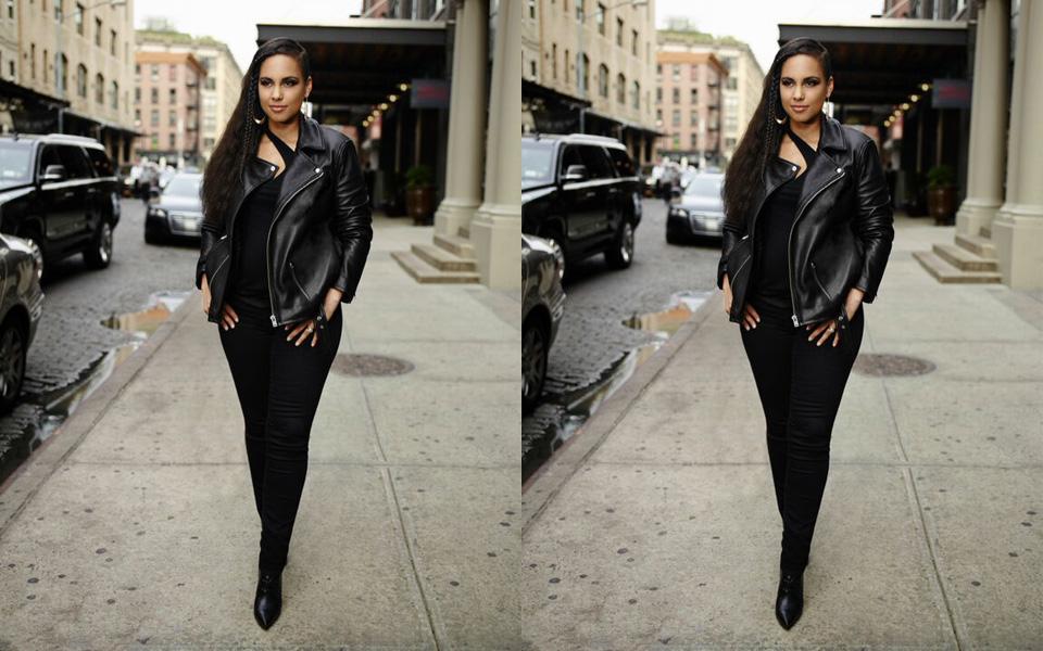 Alicia Keys & Levi's nos presentan un jean para todos los cuerpos