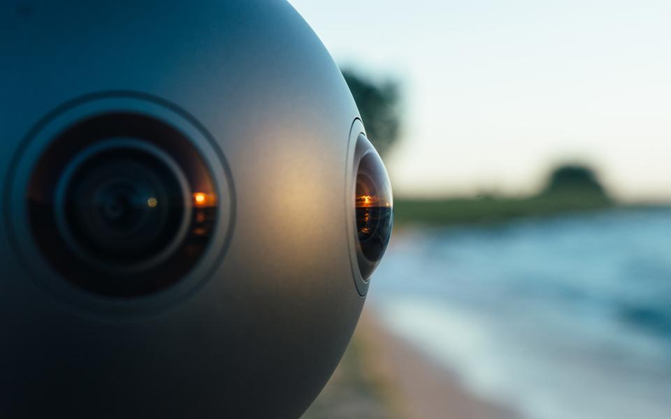 OZO, 360 grados de realidad virtual
