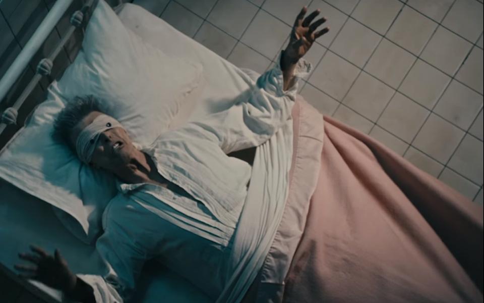 Habemus videoclip de 'Lazarus' de David Bowie