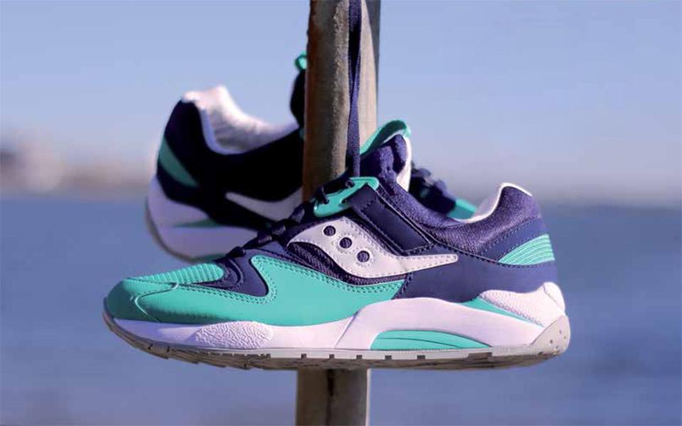Saucony, la firma de cabecera de los sneakersheads