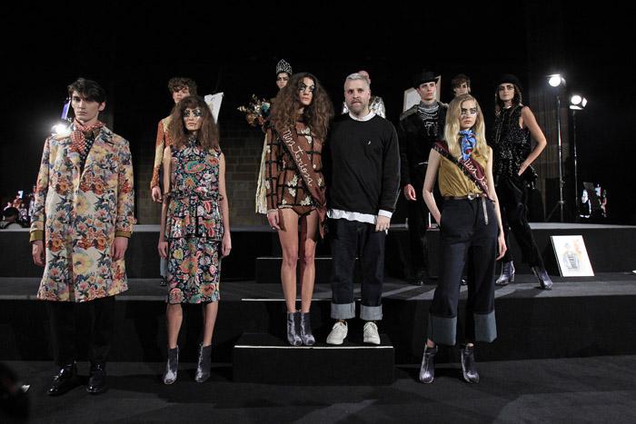 Manuel Bolaño FW16 | o8o Barcelona Fashion