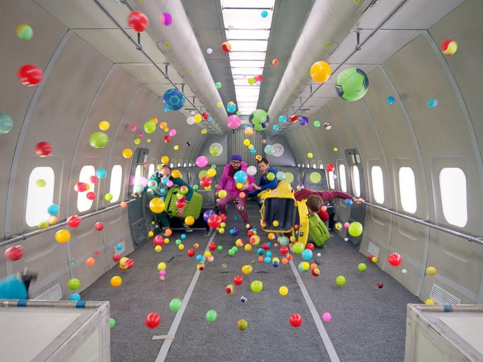 El videoclip del año: 'Upside Down & Inside Out' de OK Go