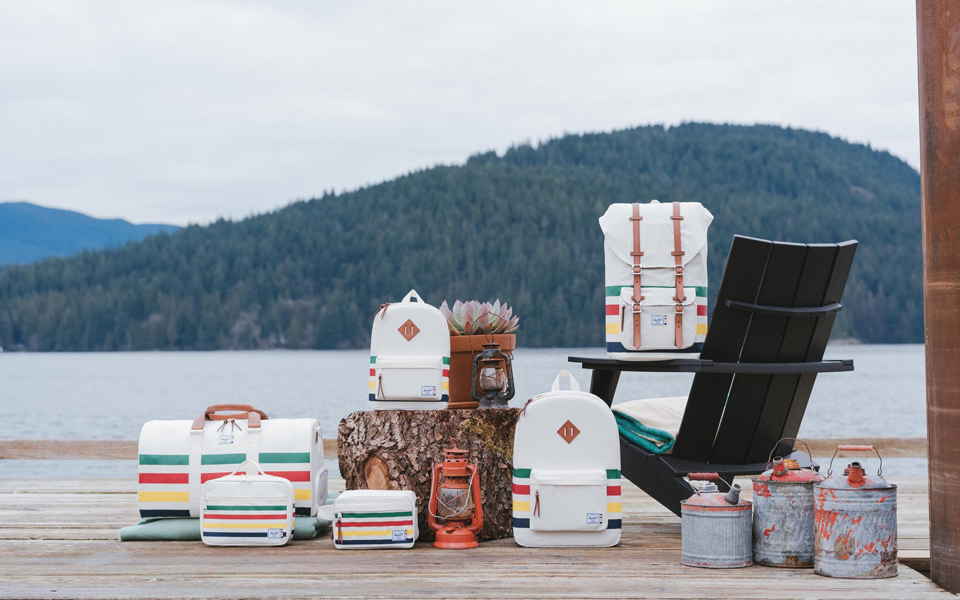 Herschel Supply por Hudson's Bay Company