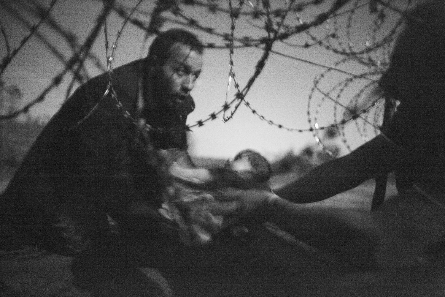 World Press Photo premia a Warren Richardson