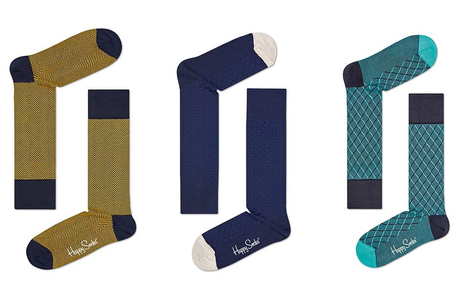 Dressed Happy Socks