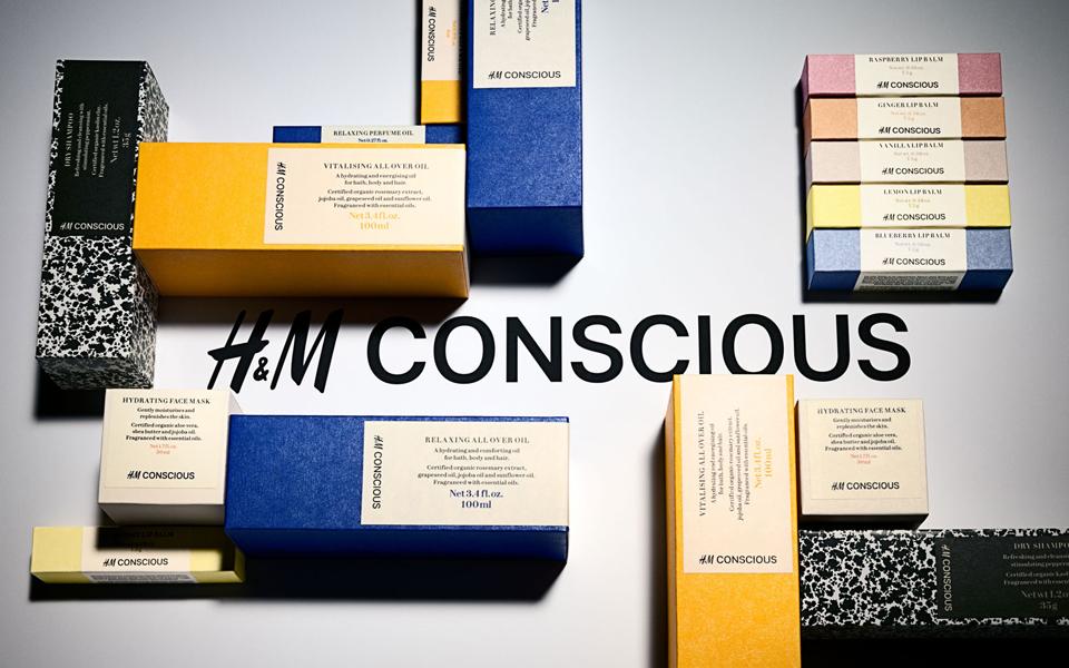 Una belleza sostenible con H&M Conscious