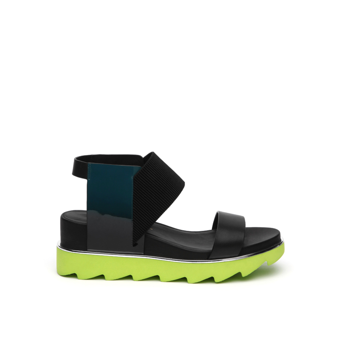 rico-sandal-forest-green fade+black-out