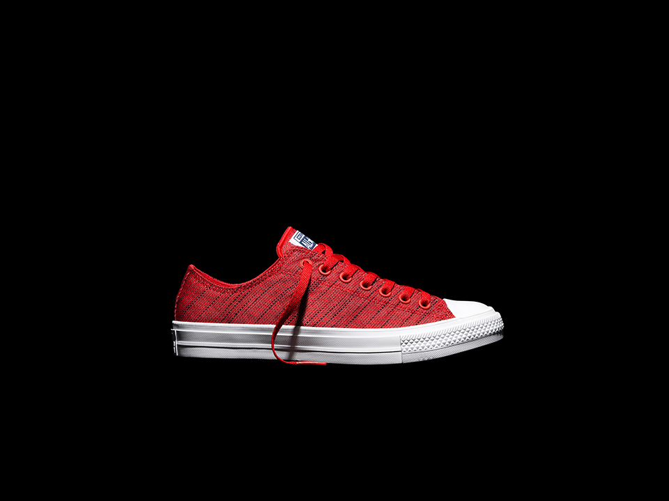 Converse_Chuck_Taylor_All_Star_II_Knit_-_Red_Low_Top_34192