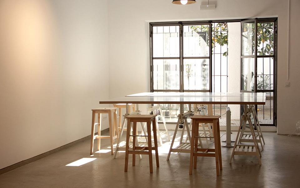 Galeria Cromo, un espacio donde respirar arte